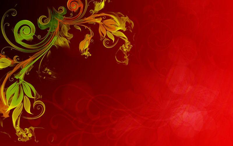 texture flowers vector wallpaper