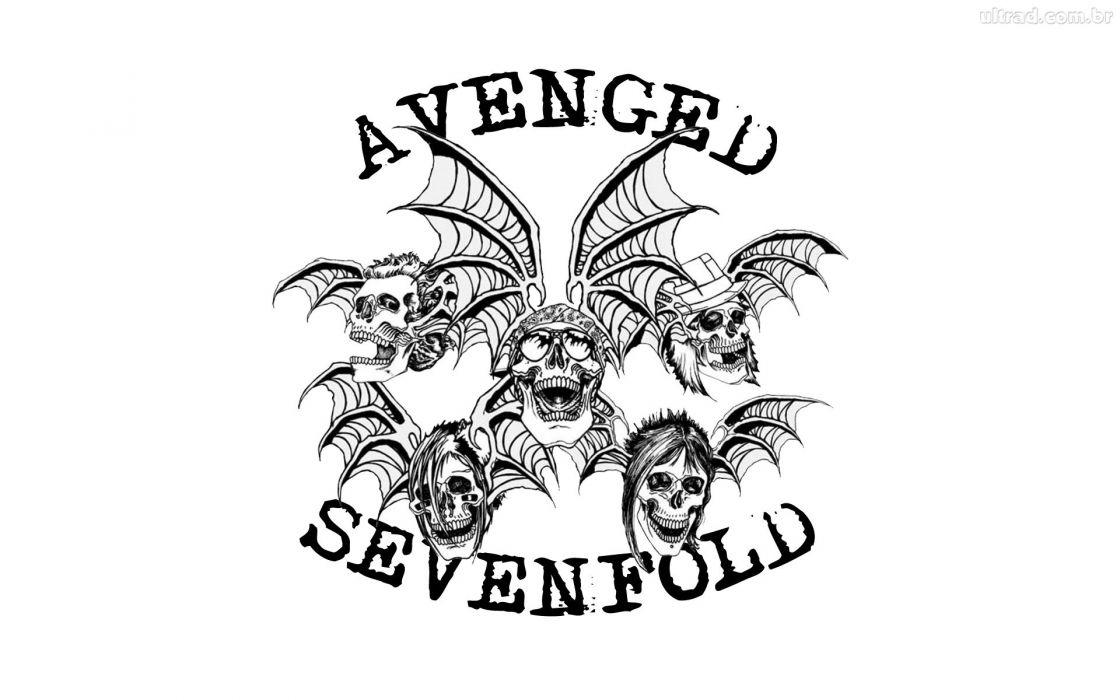 Avenged Sevenfold heavy metal rock       e wallpaper
