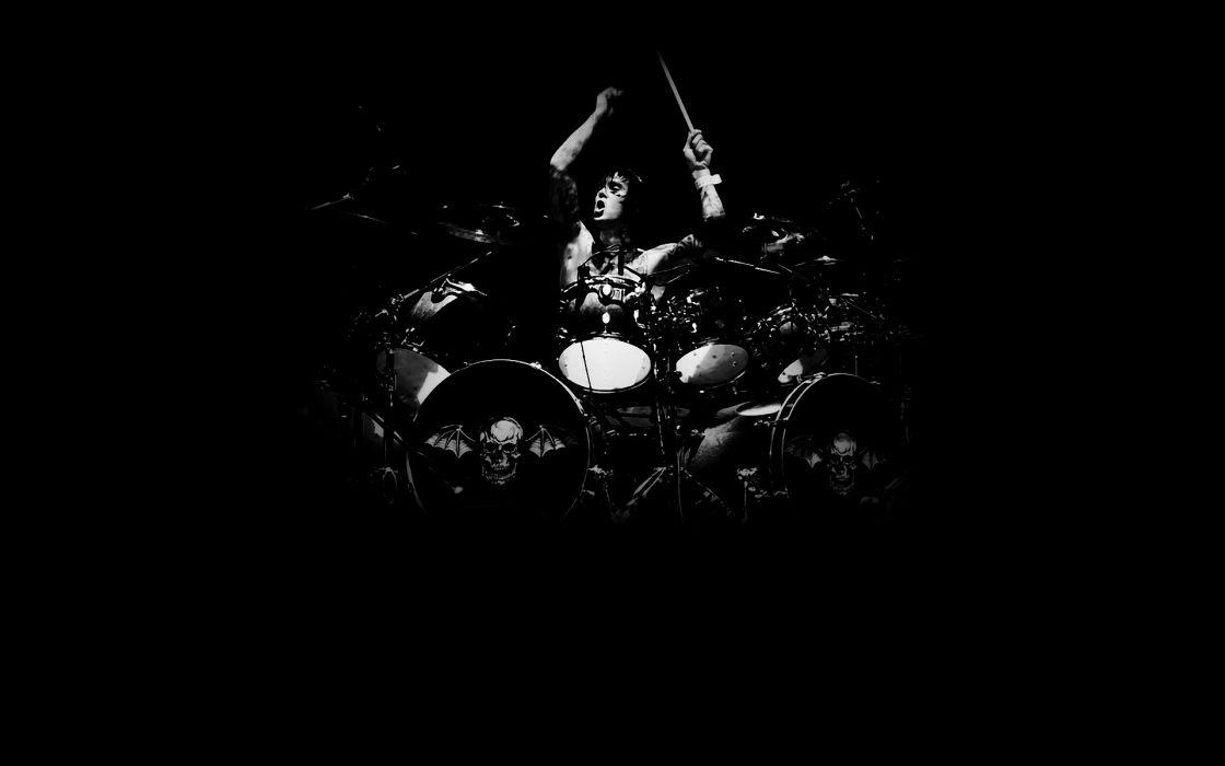 Avenged Sevenfold heavy metal rock      q wallpaper