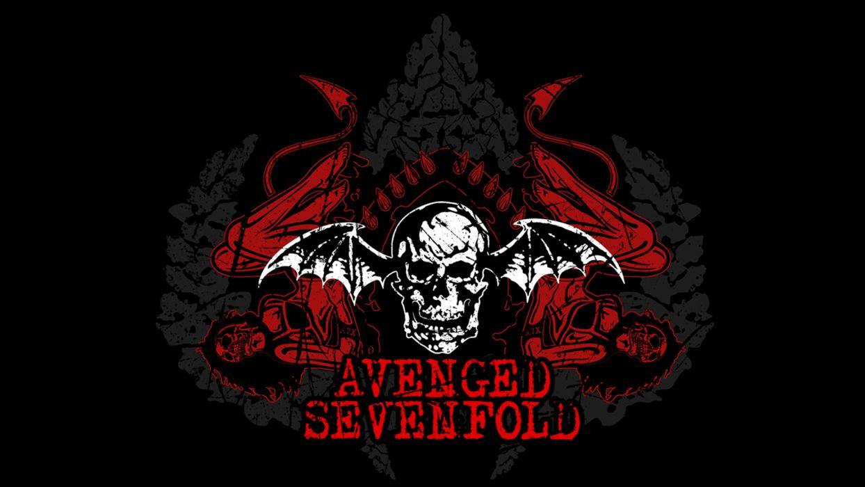 Avenged Sevenfold heavy metal rock dark        n wallpaper