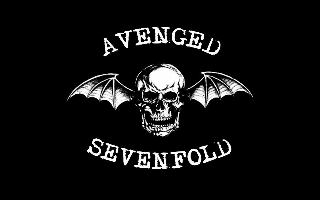 Avenged Sevenfold heavy metal rock dark     l wallpaper