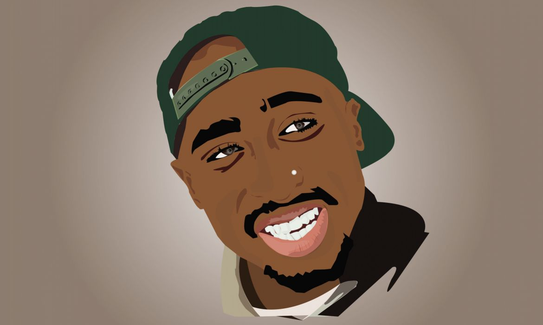 Tupac rap gangsta     r wallpaper