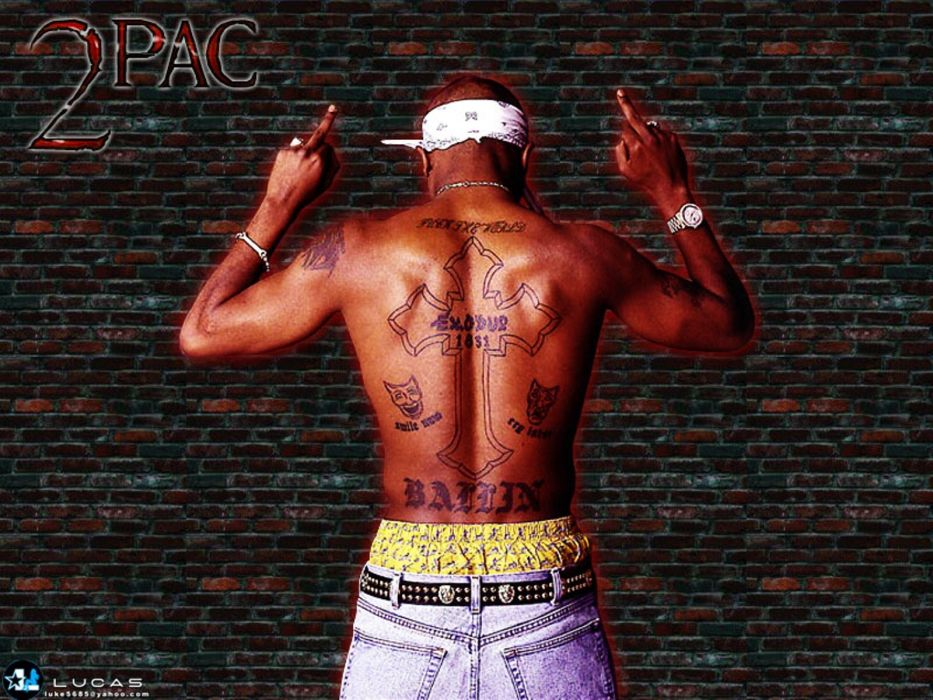 Tupac rap gangsta     t wallpaper