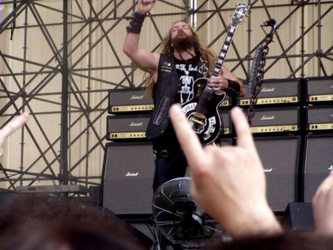 Black Label Society heavy metal zakk wylde guitar g wallpaper