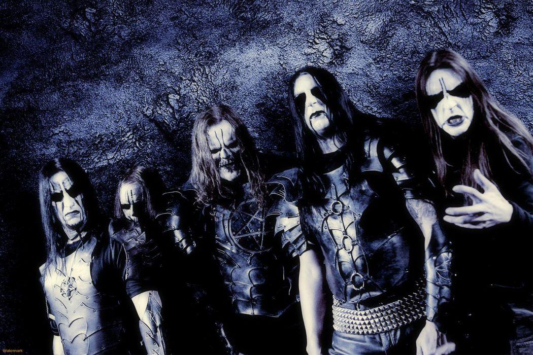 Black Funeral heavy metal rock wallpaper