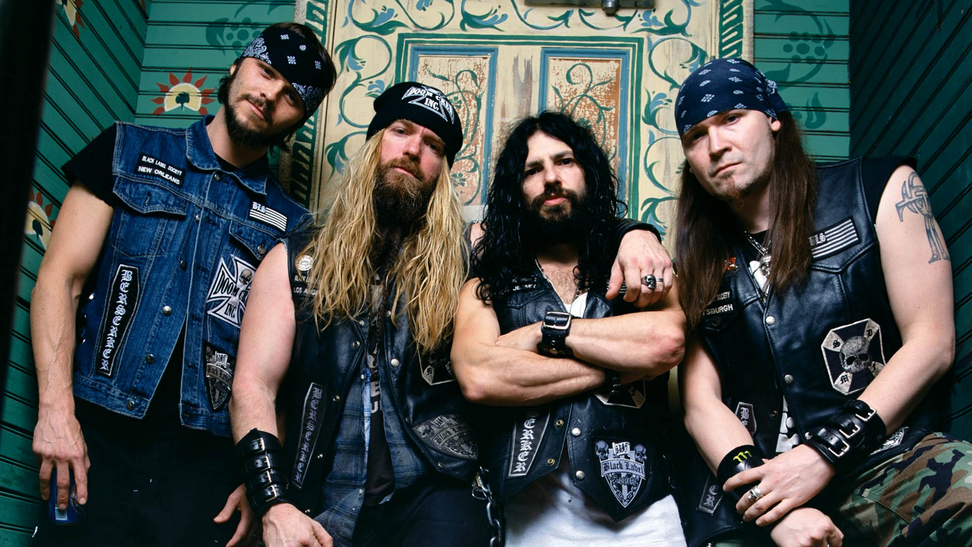 black label society wallpaper