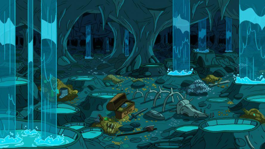 Adventure Time s wallpaper