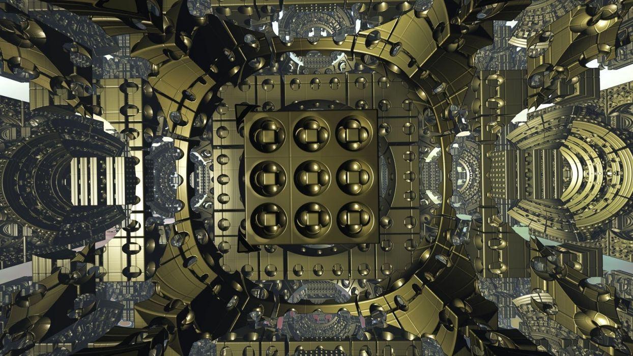 abstract fractals wallpaper