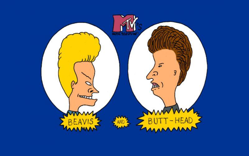 Beavis And Butt-head t wallpaper