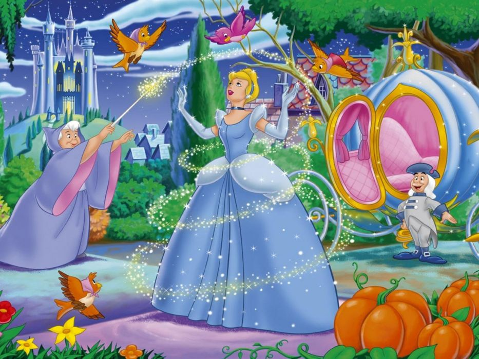 Cinderella disney wallpaper
