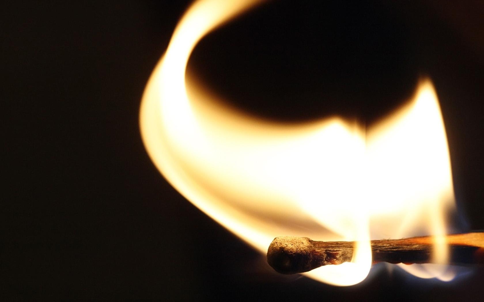 fire wallpaper match stick - photo #25