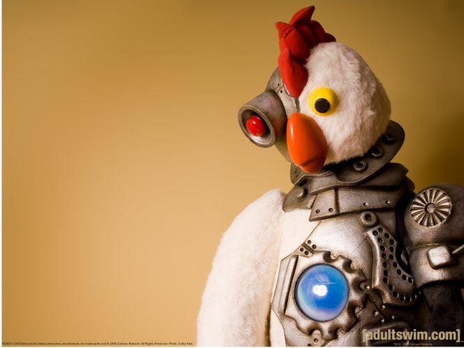 Robot Chicken wallpaper