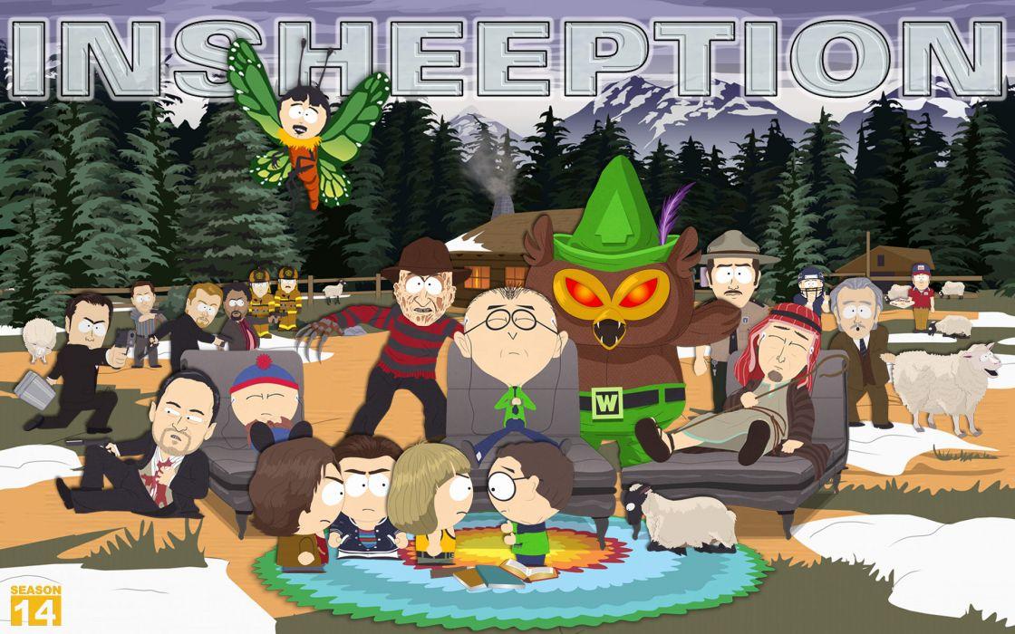 South Park     r wallpaper