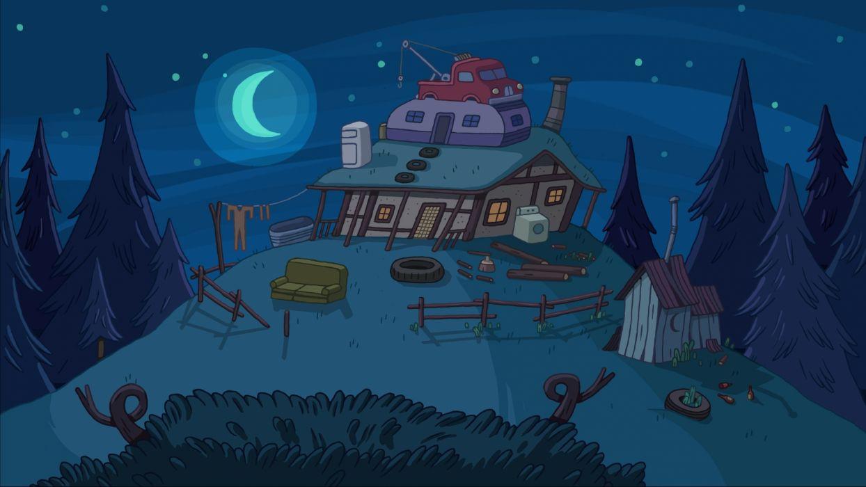 Adventure Time      e wallpaper