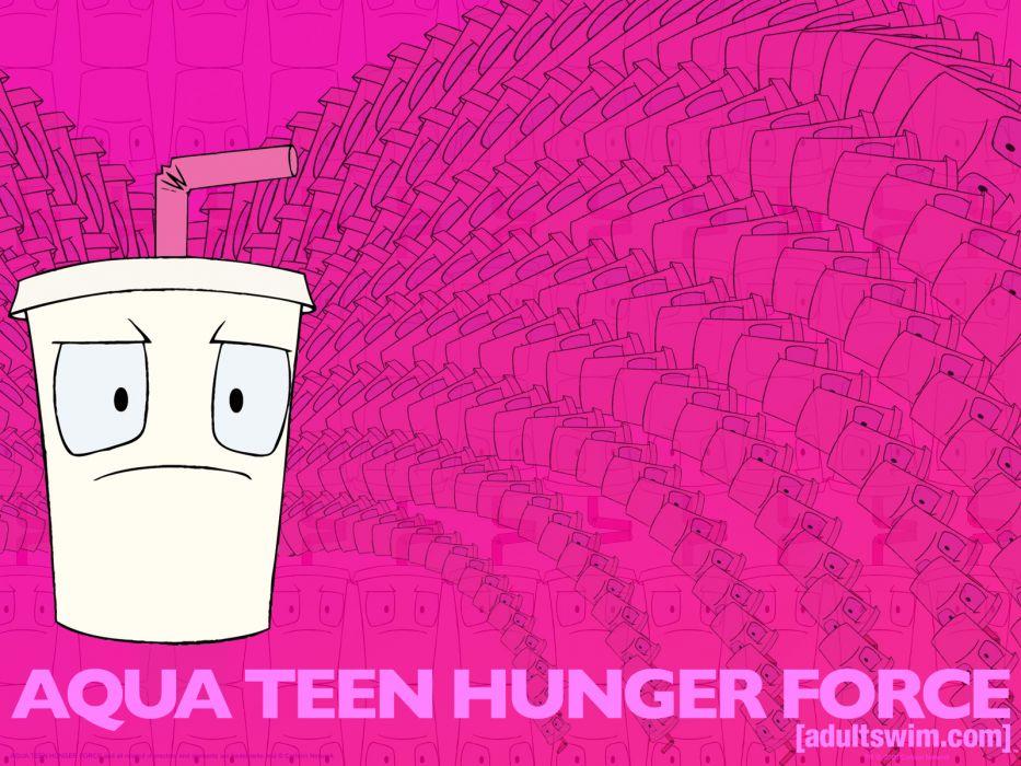Aqua Teen Hunger Force      d wallpaper