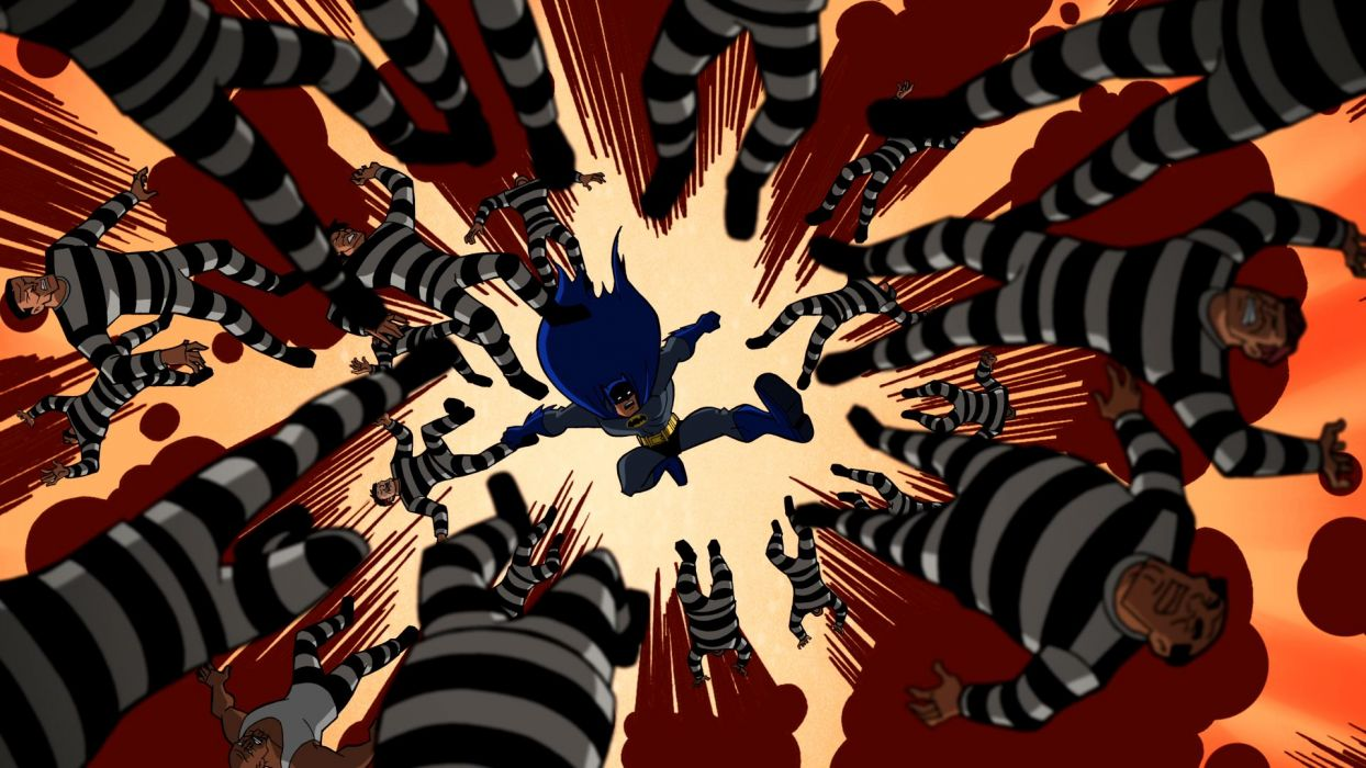 Batman comics wallpaper