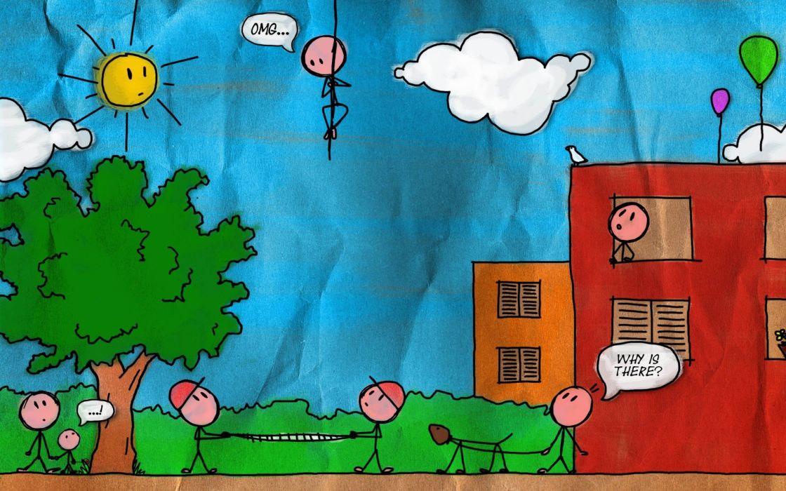 humor comics cartoon wallpaper