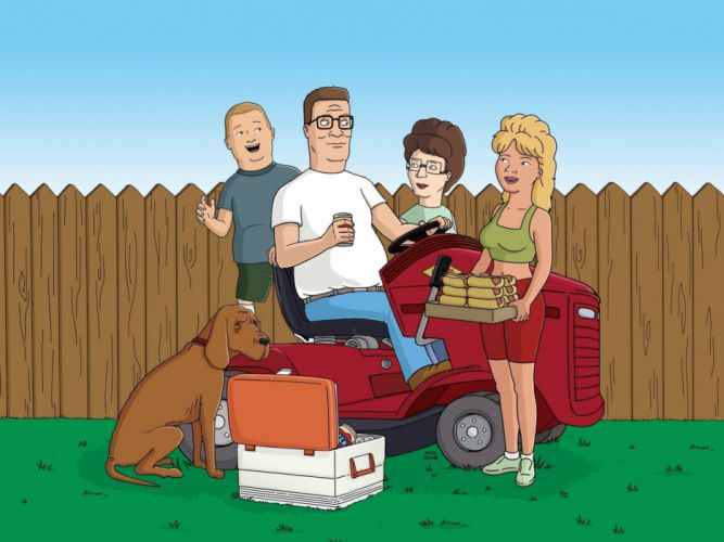 King Of The Hill r wallpaper