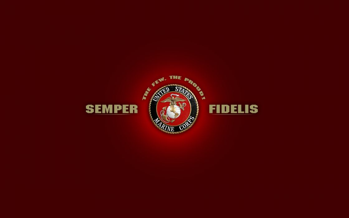 Marines Red military wallpaper