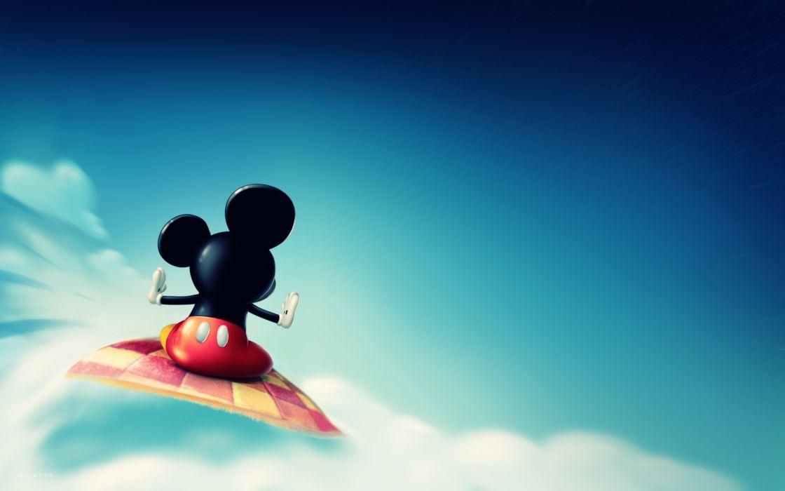 Mickey Mouse         e wallpaper