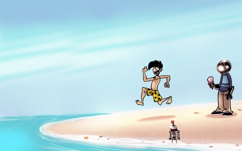 Penny arcade e wallpaper