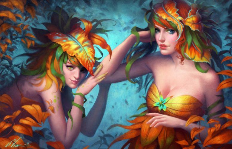 Fairies Fantasy Girls wallpaper