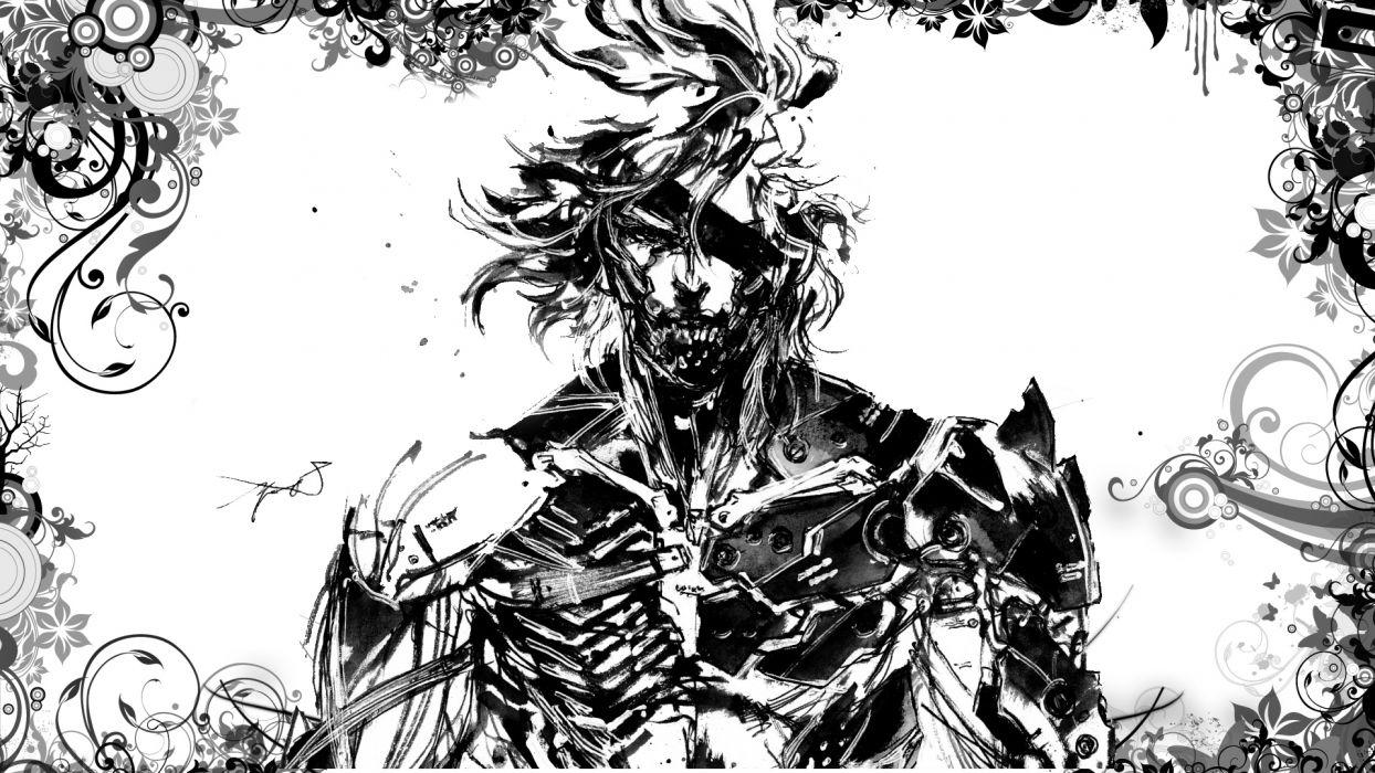Metal Gear Vector Graphics Warriors wallpaper