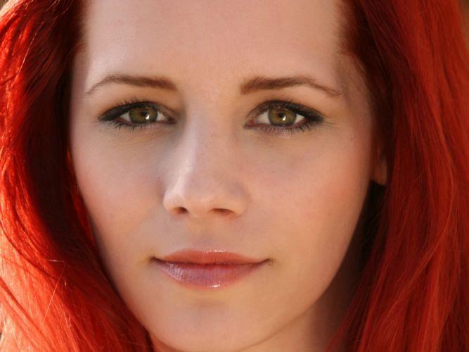 Piper Fawn Ariel adult women models actress females girls sexy babes redheads d wallpaper