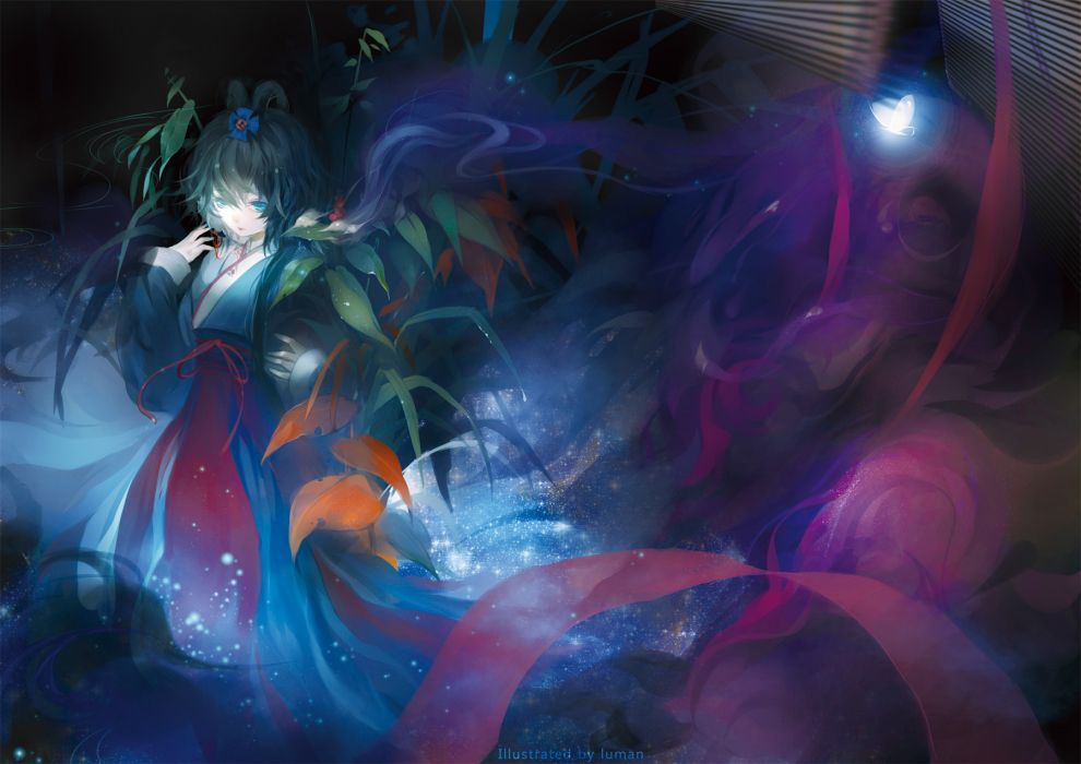 Vocaloid Luo Tianyi wallpaper