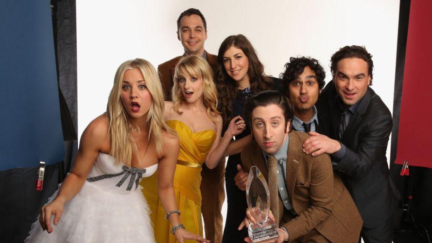 Big Bang Theory Kaley Cuoco wallpaper