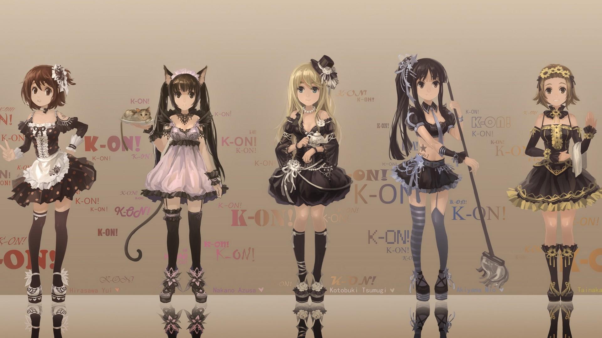 K ON Anime Wallpaper