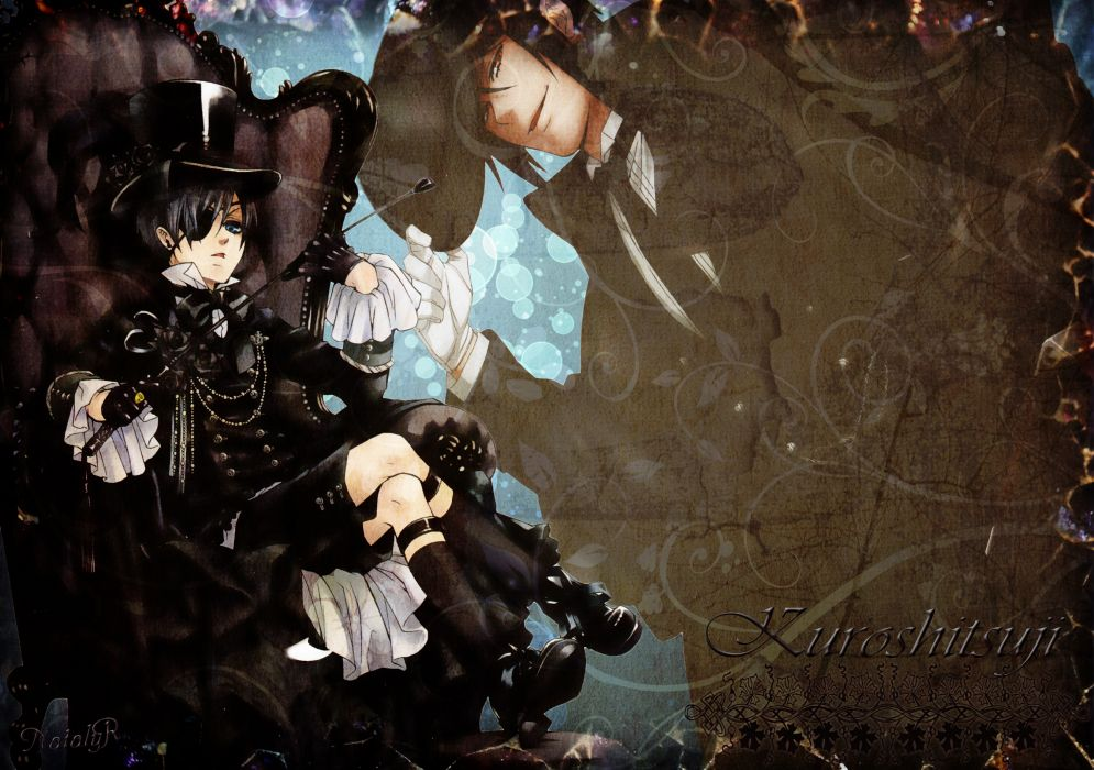 Kuroshitsuji The Black Butler wallpaper