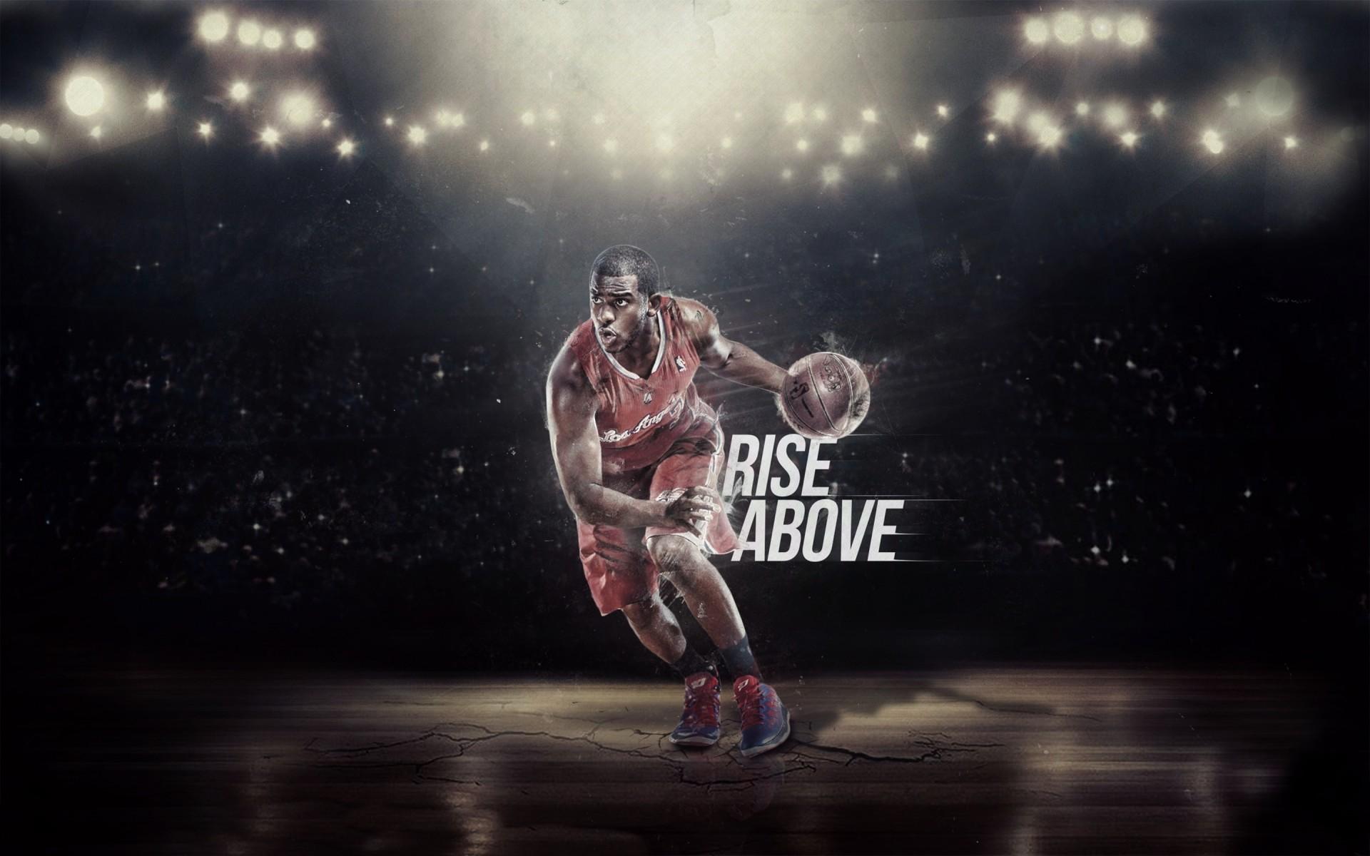paul rise player nba basketball wallpaper 1920x1200
