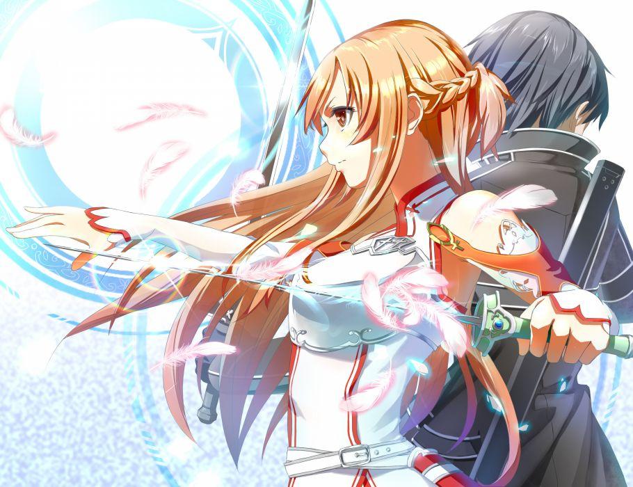 Sword art online anime wallpaper