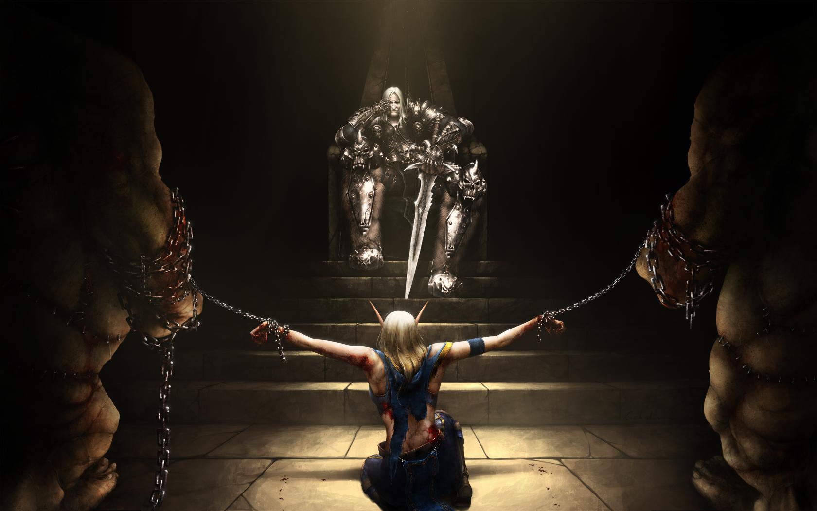 Warcraft slaves adult clips