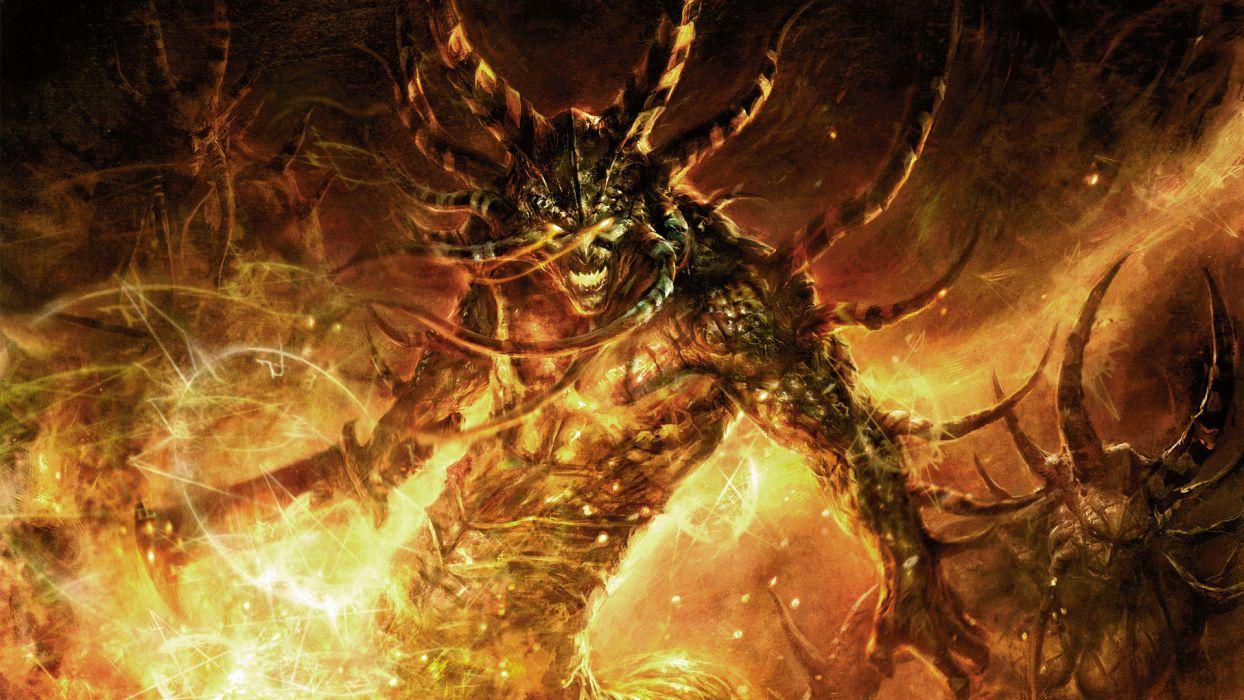 World of Warcraft fantasy Videogame wallpaper