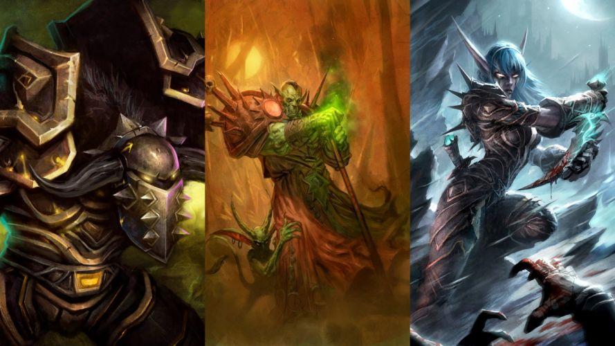 World of Warcraft fantasy wallpaper