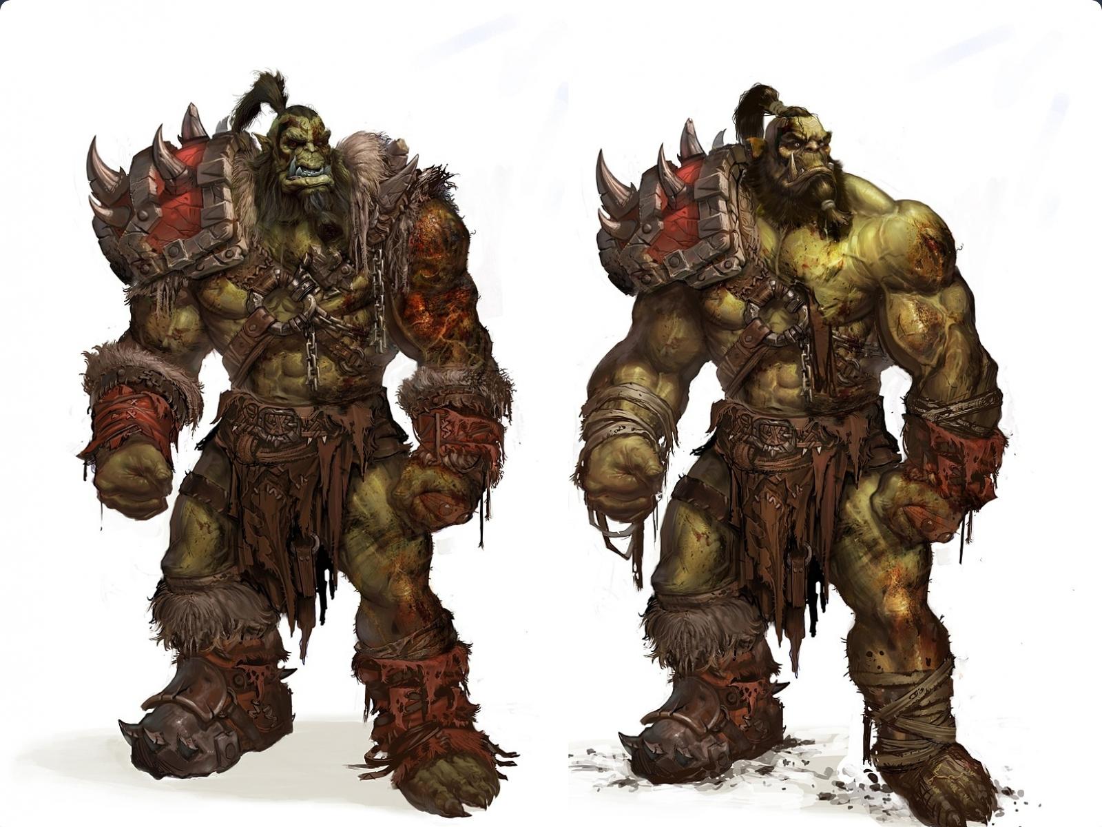 World of Warcraft orcs exploited tubes