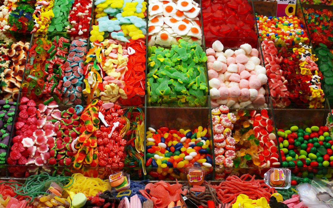 candy          p wallpaper