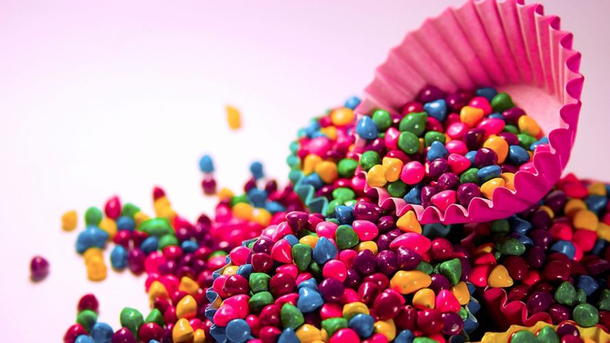 Candy r wallpaper