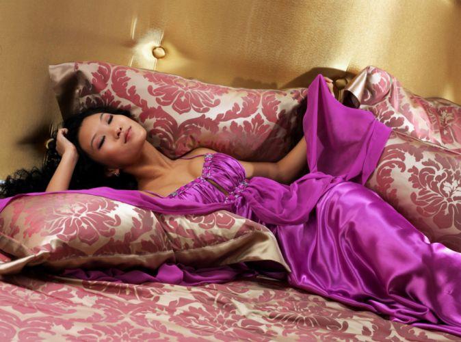 Mariko-A asian adult women females girls sexy babes models h wallpaper