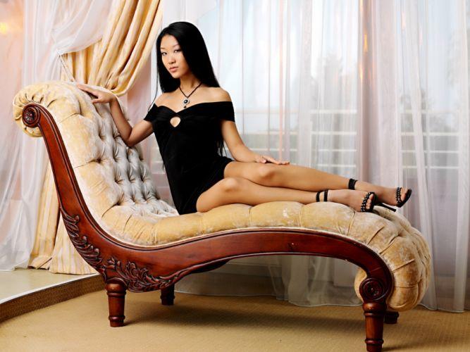 Mariko-A asian adult women females girls sexy babes models u wallpaper