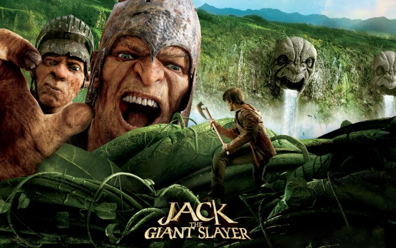 Jack the Giant Slayer Monsters Movies u wallpaper