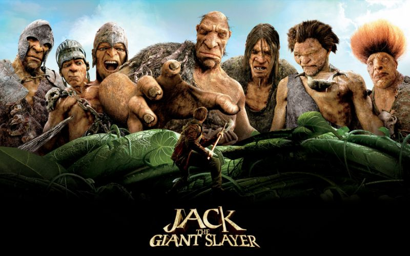 Jack the Giant Slayer Monsters Movies wallpaper