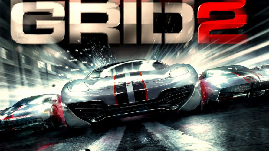 Grid 2 racing supercar wallpaper