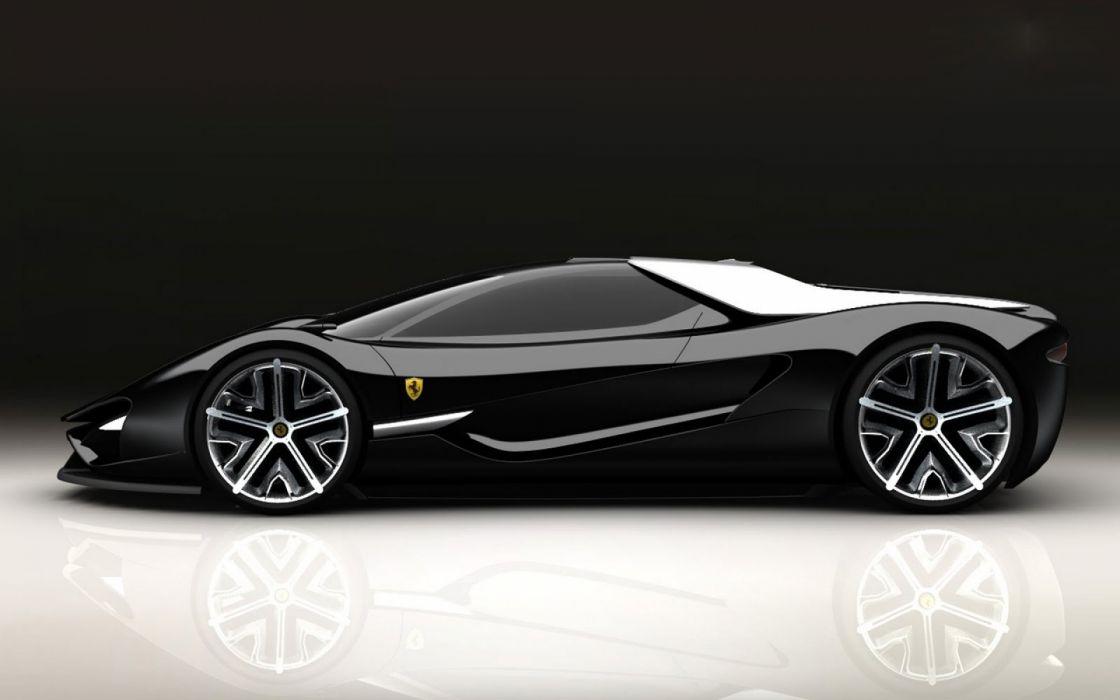 Ferrari Xezri Concept supercars wallpaper