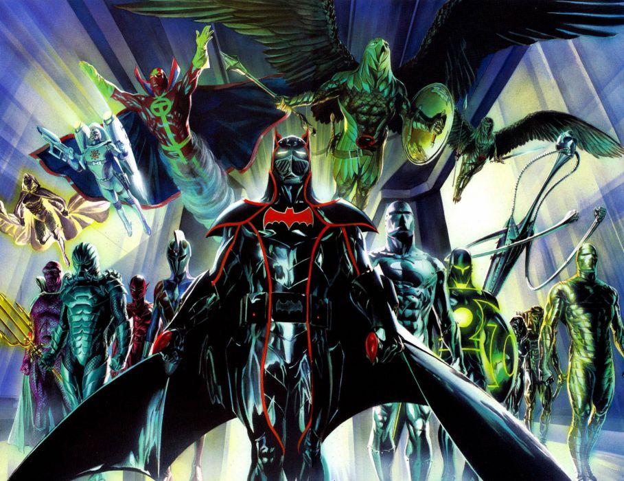 Justice League DC Batman wallpaper