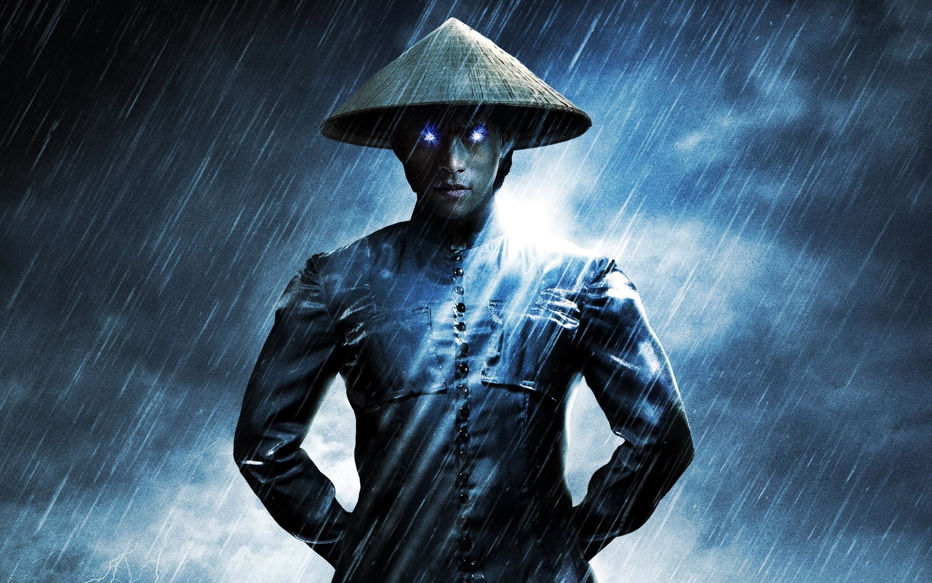 WUXIA KNIGHT Movies Martial Arts Dark Rain Wallpaper