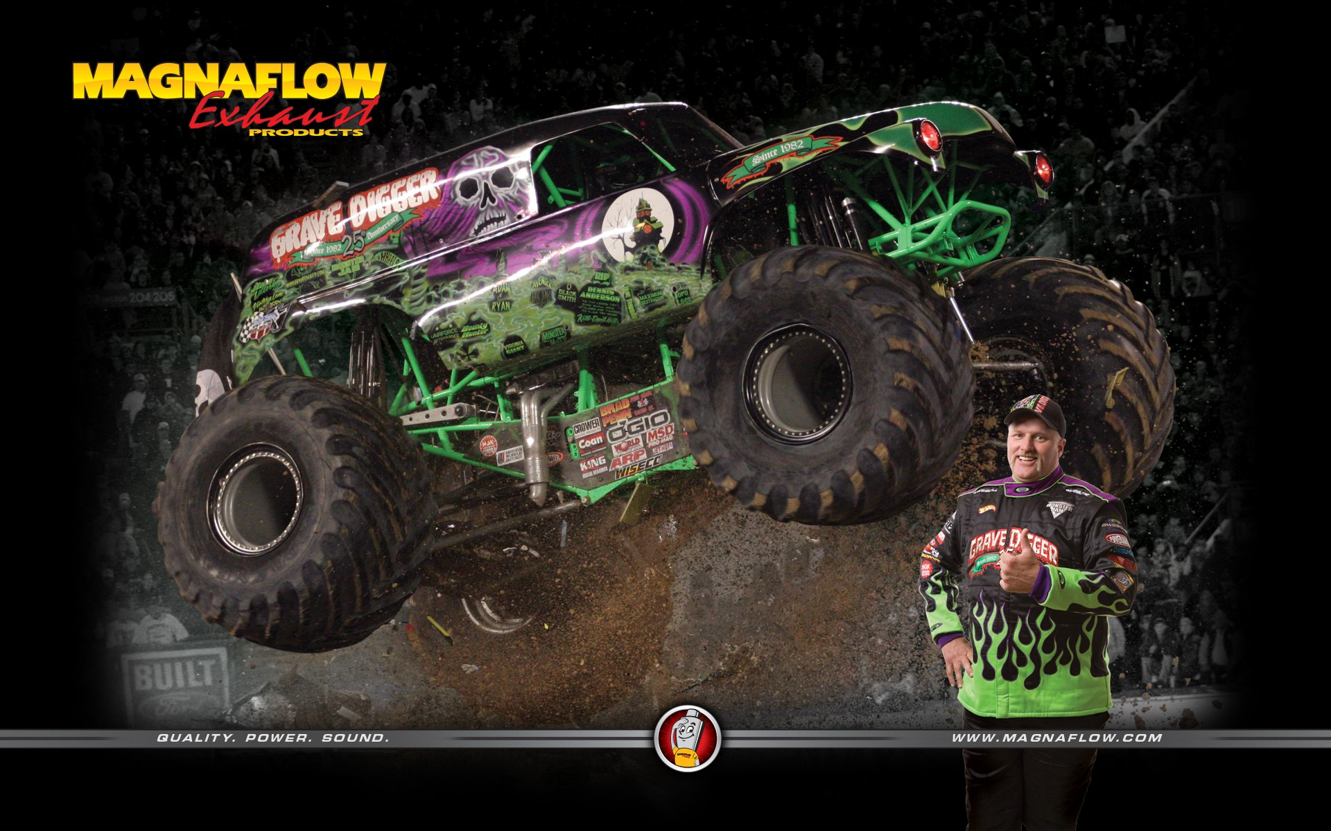 monster truck 1 with Sports Monster Trucks Grave Digger on Kokosnuss 1 likewise Images additionally 2016 06 04 0745 2651087740 together with Stallion1 additionally ments.