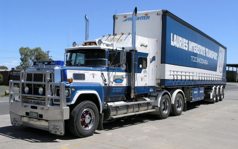 vehicles semi trucks wallpaper